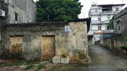 Bán 52 m2 đất sổ đỏ lô góc ngay cổng trường Cao Đẳng Thống Kê