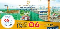 Chủ đầu tư Him Lam mở bán Block B dự án Him Lam Phú An, Gía 1,8 Tỷ/căn