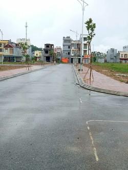 Cần bán các lô đất diện tích khác nhau sau trung tâm Hành chính Quận Hồng Bàng , Hái Phòng