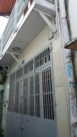 Nhà 1 lầu 1 lửng đường 100 Bình Thới, P14 Q11 giá 1 tỷ 740
