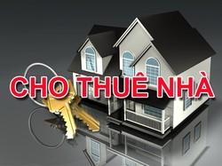 Cho thuê nhà mặt đường Nguyễn Đức Cảnh,Lê Chân,Hải Phòng.