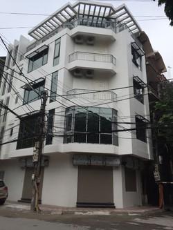 Cho thuê nhà góc, 2 Mặt Tiền, Khu Đô thị mới Hưng Phú, gần siêu thị Big C, Cái Răng, Cần Thơ, 4 triệ