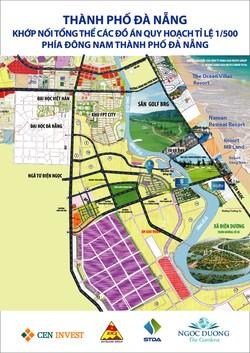 Mua là lãi, sở hữu đất vị trí vàng phía Nam Đà Nẵng, đối diện bãi tắm công cộng