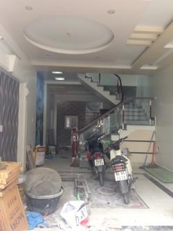 Bán nhà xây mới độc lập Quán Nam, Lê Chân, Hải Phòng.