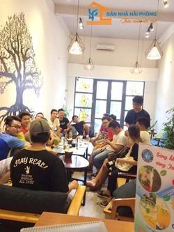 Chuyển nhượng quán cà phê tại 110 Cát Dài, Lê Chân, Hải Phòng