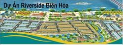 Đất lô góc dự án Biên Hòa Riverside view sông