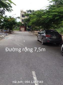 Bán đất 120m Đông Nam kđt cột 5-8 mở rộng