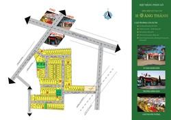Hot  Mở bán đợt 1 dự án KDC Vĩnh Lộc, Sổ hồng từng nền, đảm bảo sinh lời