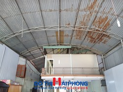 Cho thuê xưởng mặt đường Nguyễn Văn Linh, Lê Chân, Hải Phòng