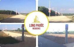 Bán đất gần khu tái định cư sân bay Long Thành