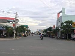 Bán đất đường DA6 khu Việt Sing Thuận An kinh doanh cực tốt