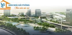 Bán đất khu đô thị mới Sở Dầu, Hồng Bàng view vườn Hoa 25 triệu/m2