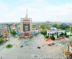 Bán nhà mặt phố trung tâm thành phố, tọa lạc đường Trần Hưng Đạo - vị trí đắc địa kinh doanh