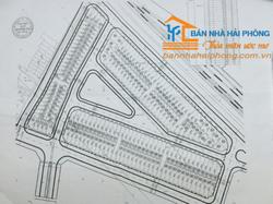 Chuyển nhượng lô đất sau trung tâm hành chính quận Hồng Bàng, Hải Phòng