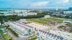 Cần bán nhà phố Quận 7 khu compound cạnh Phú Mỹ Hưng, giá bán 6.4 tỷ còn thương lượng