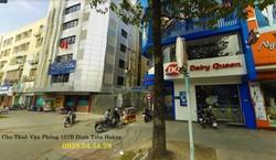Cho Thuê Văn Phòng 127B Đinh Tiên Hoàng - gần TT Quận 1, Quận 3, Phú Nhuận, Bình Thạnh