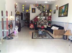 Cho thuê nhà đẹp 2 lầu KDC Diệu Hiền tiện Ở, Văn Phòng  Miễn Trung Gian