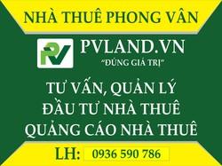 Tổng hợp nhà thuê của Cty Phong Vân khu vực - Quận ngô quyền - Lê chân - Hải An