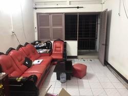 Cho thuê căn hộ 2 phòng ngủ tại tân bình
