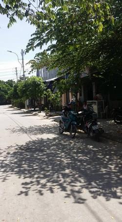 BÁN Lô đất 2 mặt tiền 110 m2 ngay  Nhà máy nước Quảng Tế - Điện Biên Phủ