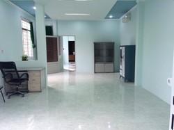 Cho thuê nhà 3 lầu đầy đủ đồ đạc KDC 91B tiện Ở, Văn Phòng 15 triệu Miễn Trung Gian