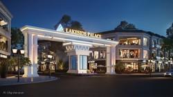 Đô thị Lakeside Palace, Liên Chiểu, Đà Nẵng. Đối diện hồ sinh thái lớn nhất Đà Nẵng.