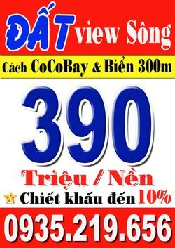 Siêu đô thị nghĩ dưỡng Nam Đà Nẵng 100m đến sông 500m đến biển chỉ với 390tr/nền