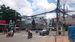 Cho thuê nhà góc 2 mặt tiền Trường Sơn và Nguyễn Giản Thanh.