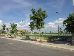 Đất tiềm năng, đường 17.5m làng đại học, chỉ 3.8 triệu/m2 lh :0935932887