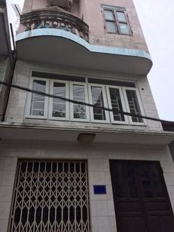 Cần bán căn nhà trong ngõ 202 Miếu Hai Xã - Q.Lê Chân