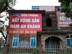 Cần bán biệt Thự xây thô Đơn Lập Khu đô thị Nam An Khánh Hoài Đức Hà Nội giá rẻ