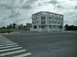 Đất mặt tiền đường Nguyễn Hữu Trí - sổ riêng