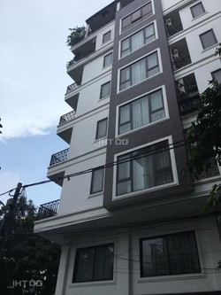 Nhà phân lô ngõ 78 phố Duy Tân. Diện tích 74m xây 6Tầng, thang máy, 40 triệu/th