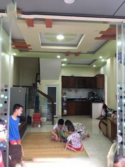 Bán nhà 3 tầng trong ngõ Tôn Đức Thắng, Lê Chân, Hải Phòng