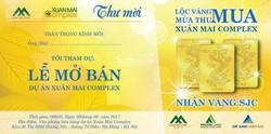 Xuân Mai COMPLEX Dương Nội sở hữu căn hộ chỉ từ 800 triệu,LS 0 nhận ngay lộc vàng