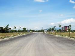 Bán lô đất MT 27m đường Nguyễn Gia Thiều trục thông ra biển.