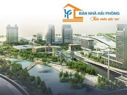 Bán nhanh lô đất hướng ĐN khu đô thị mới Sở Dầu, Hồng Bàng, Hải Phòng giá 33 triệu/m2