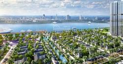 Khu đô thị nghỉ dưỡng phong cách Địa Trung Hải bên sông Cổ Cò