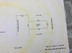 Can Chuyển Nhượng Lô Đất Trục Chính Đường Đôi Lô 9 Mở Rộng Lê Hồng Phong