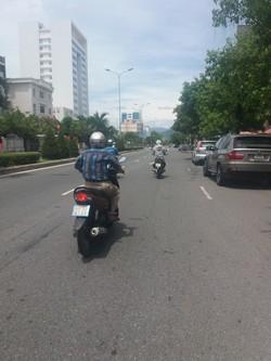 Nhà kiệt ô tô Hùng Vương thông Hàm Nghi- Đà Nẵng.