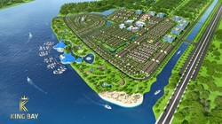 Dự án khu đô thị nghỉ dưỡng KING BAY view 3 mặt sông SÀI GÒN