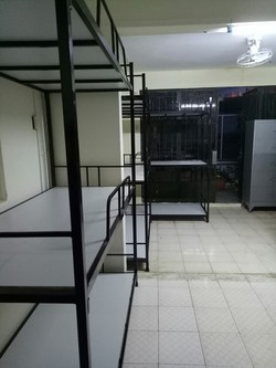 Cho thuê KTX cao cấp 84 Giải Phóng, Tân Bình, giá 700k bao điện nước, wifi