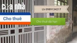 Cho thuê nhà 2,5 tầng tổng diện tích sử dụng 76m2  Q.Thanh xuân, Hà Nội