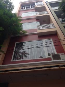 Cho người nước ngoài thuê nhà 5 tầng tại lô 22 Lê Hồng Phong,Ngô Quyền,Hải Phòng.