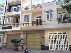 Cho thuê nhà 2 lầu có đồ đạc KDC Long Thịnh Văn phòng, ở 10 triệu  Miễn Trung Gian