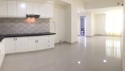 Cho thuê gấp căn hộ THE PARK RESIDENCE - MT Nguyễn Hữu Thọ, máy lạnh, bếp, rèm cách VivoCity 5 phút