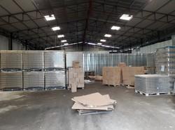 Cho thuê kho bãi nhà xưởng đường Nguyễn Hữu Thọ, Quận 7 gần Lotte DT 1000m giá 79.000đ/m2
