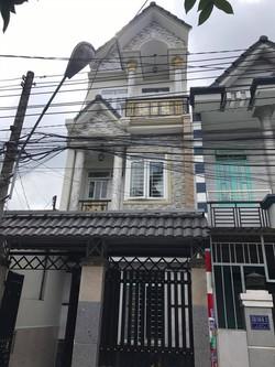 Bán  nhà ngay trung tâm thị xã Dĩ An gần đường Nguyễn An Ninh 2 lầu giá rẻ
