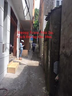 Bán Lô Đất Ngõ 16 Cao Xanh,Gần Chợ Sato. DT:42m2,MT:4.2m.H:TB ĐN