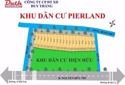 Dự án KDC PIER LAND cty chỉ còn duy 9 lô đất đẹp, nhanh tay kẻo hết.